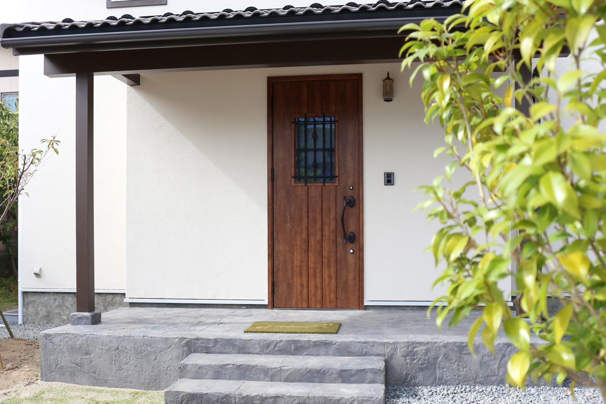 全国の素敵なMamanのお家を紹介♪今回は玄関がかわいいお家をピックアップ!